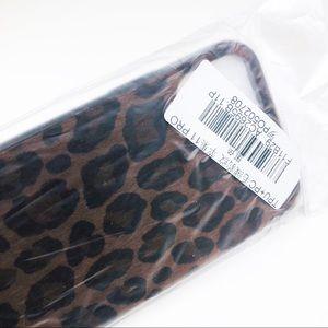 Apple iPhone Case 11 Pro Leopard Print